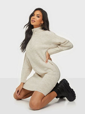 Y.a.s YASIMINA LS HIGHNECK KNIT DRESS