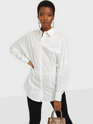 Y.a.s YASHANA FITTED LONG SHIRT S. - CA