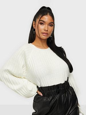 Pieces PCPOLLY LS O-NECK KNIT