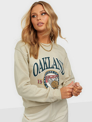 Missguided Washed Oversized Sweat