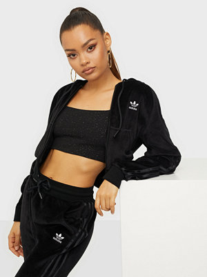 Adidas Originals CROP FZ HOOD