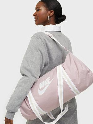 Nike ljusgrå väska NK HERITAGE DUFF