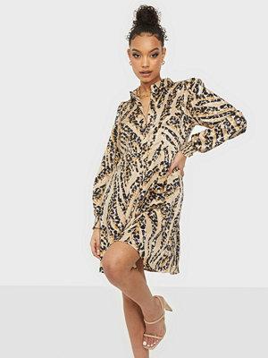 Vero Moda VMGAJA L/S SHIRT DRESS FD20 GA