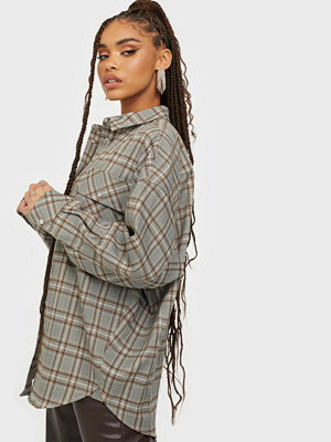 co'couture Sondra Maxine Check Shirt