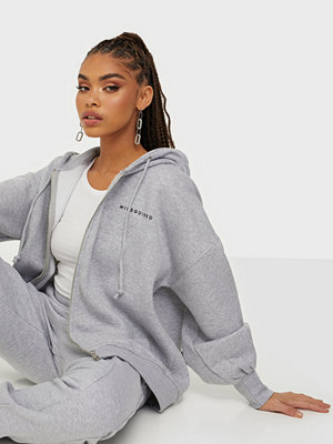 Missguided Coord Oversized Hoody Ballon Sleeve