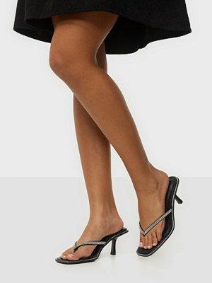 Glamorous Glamorous embellished flip flop sandal
