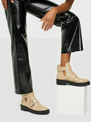 NLY Shoes Chunky Buckle Boot