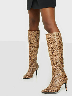 NLY Shoes Self Love Under Knee Boot