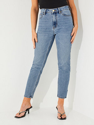 Jeans - Only ONLEMILY LIFE HW ST ANKLE MAE0012 N