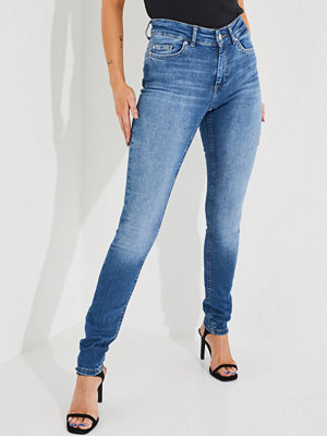 Only ONLBLUSH LIFE MID SKINNY REA12187