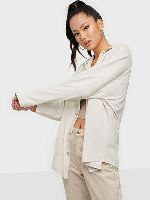 NLY Trend Oversized Sweat Shacket