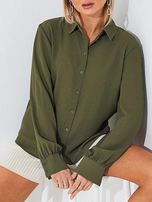 Jacqueline de Yong JDYMADDIE L/S SHIRT WVN NOOS