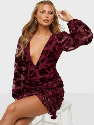 Festklänningar - For Love & Lemons PENELOPE MINI DRESS