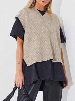 Tröjor - co'couture Anisa Vest Knit