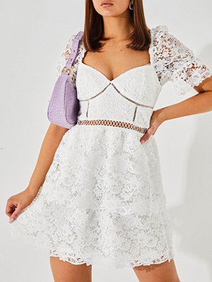 Festklänningar - Bardot Charlotte Lace Dress