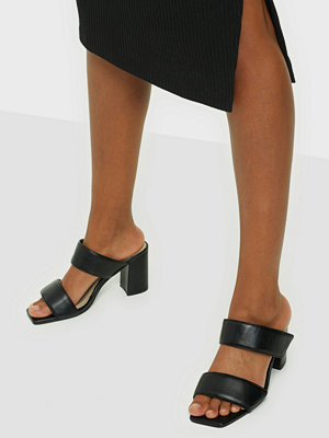 NLY Shoes Velcro Block Sandal