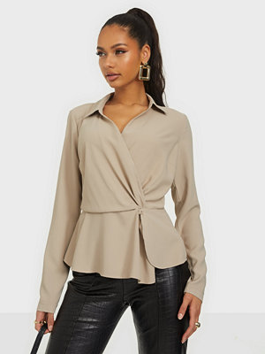 NLY Trend Loose Knot Shirt