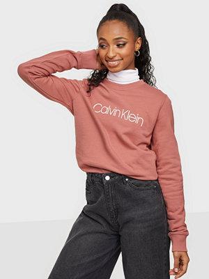 Calvin Klein CORE LOGO LS SWEATSHIRT
