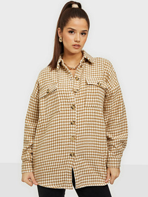 Noisy May NMSTANNY FLANNY L/S LONG SHAKET