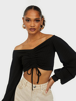 NLY Trend Luxurious Drawstring Top