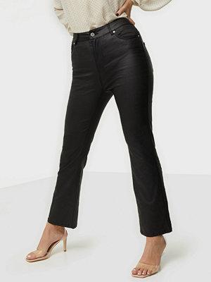 Jeans - Vero Moda VMSTELLA HR KICK FLARE COATED JEANS