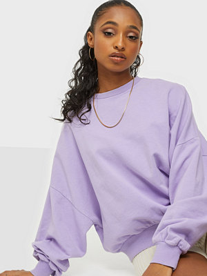 NLY Trend Washed Out Chunky Sweat