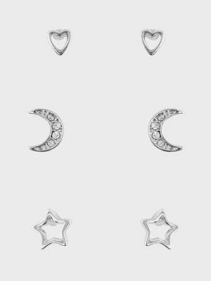 Pieces smycke PCJUSKY EARSTUDS 3-PACK D2D