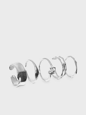 NLY Accessories smycke Melted Halo Ring Package