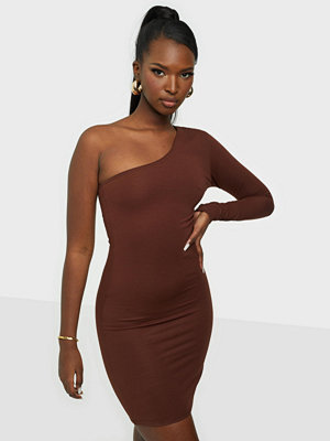 Parisian One Shoulder Body Mini Dress
