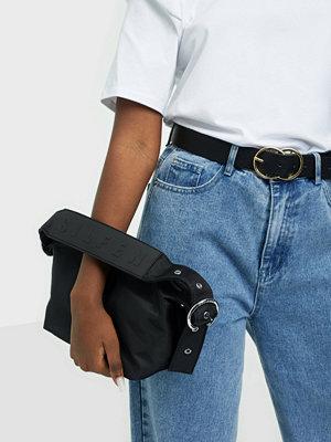 SILFEN svart väska Pippi
