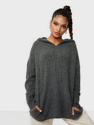 Noisy May NMALLY L/S KNIT HOODIE