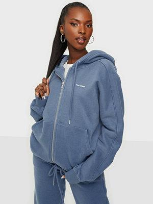 Nicki Studios Logo Zip Hoodie