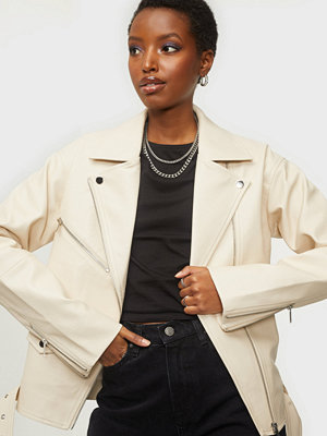 NLY Trend Grand PU Biker Jacket