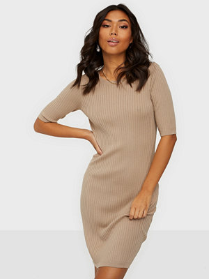 Vila VIBOSTA 2/4 SLEEVE KNIT DRESS