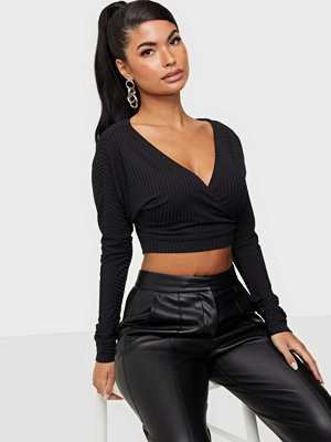 NLY One Wrap Crop Top