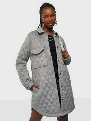 Object Collectors Item OBJVERA OWEN LONG QUILT JACKET NOOS