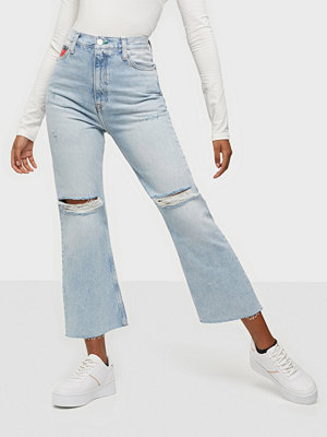 Tommy Jeans HARPER HR FLARE ANK SSPLBRSD