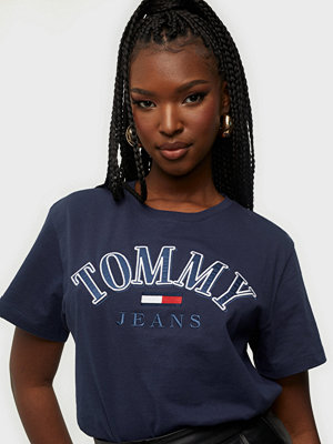 Tommy Jeans TJW RELAXED COLLEGE LOGO TEE