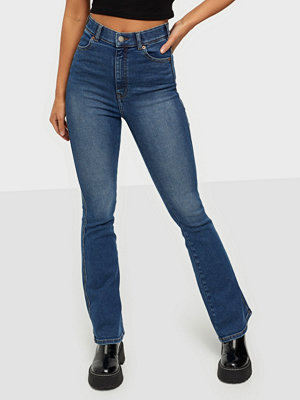 Dr. Denim Moxy Flare