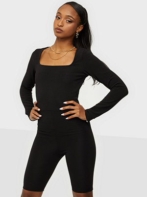 Jumpsuits & playsuits - Only ONLKIM L/S BODYSUIT JRS