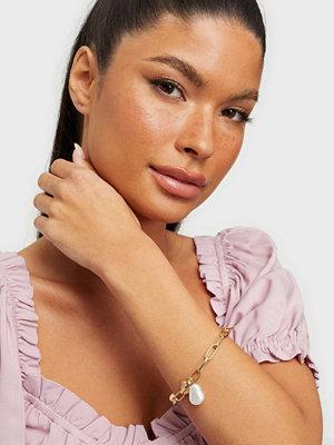 Bow19 smycke Pamela Bracelet w Pearl
