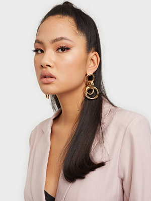 NLY Accessories smycke Hooked Earrings