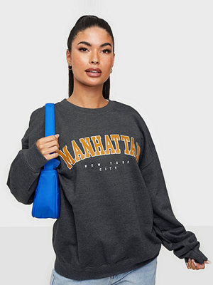 Missguided Manhattan Oversized Sweat