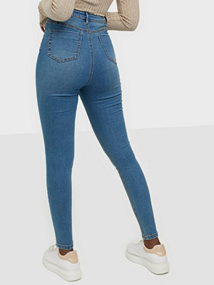 Missguided Sinner Highwaisted Skinny Clean Jeans