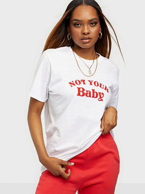 Missguided Not Your Baby SS Tee
