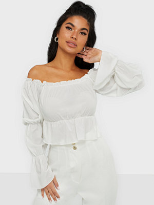 NLY One Off Shoulder Loose Top