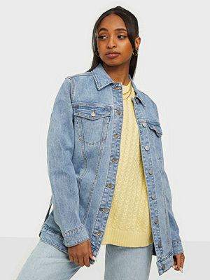 Object Collectors Item OBJNOELLE DENIM JACKET 113