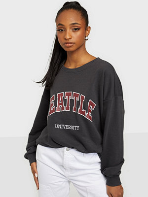Only ONLSTACY L/S COLLEGE SWEAT SWT