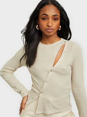 NLY Trend Asymmetric Cardigan