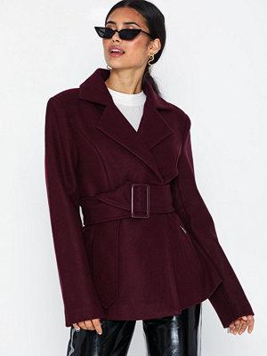NLY Trend Short Belted Jacket
